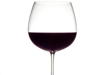 07 Calice vino rosso