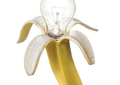 07 Banana e lampadina