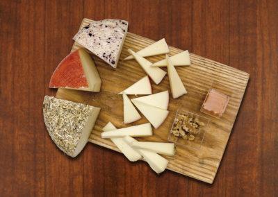 10 Tagliere di formaggi