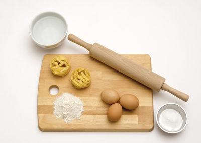 12 Pasta all'uovo