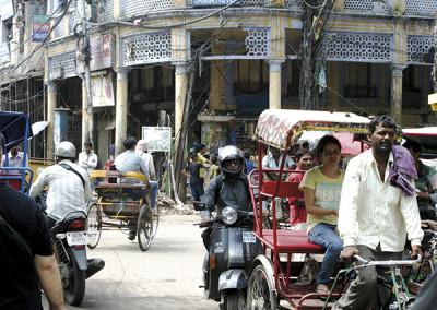 14 Old Delhi India