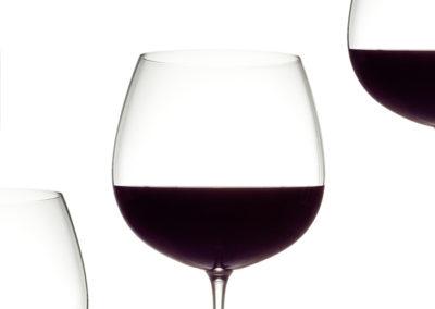 26 Bicchieri vino