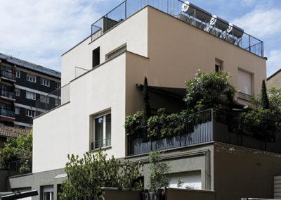 54 Edificio Milano Arch Francesco Peveri