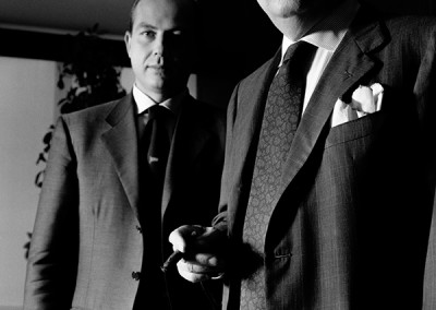 Riccardo e Edoardo Garrone